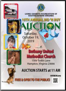 2019 Bid 'n Buy Auction Program Guide Hits the Street
