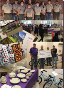 Auction Items – Bidders – Boy Scout Troop 915