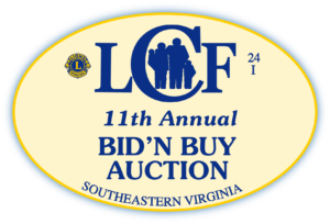 Bid 'n Buy Charity Auction  RAFFLE WINNERS ANNOUNCED